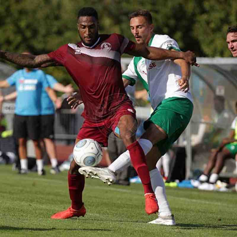 Bognor Regis Town (H) 02/09/2017 (Vanarama National League South)