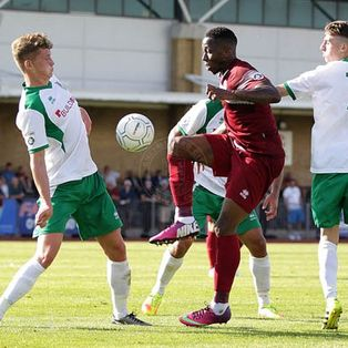 Wasteful Clarets take point against Bognor