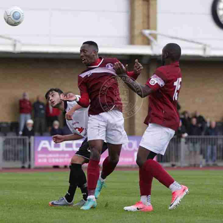 Weymouth Preview: Clarets return to Cup action