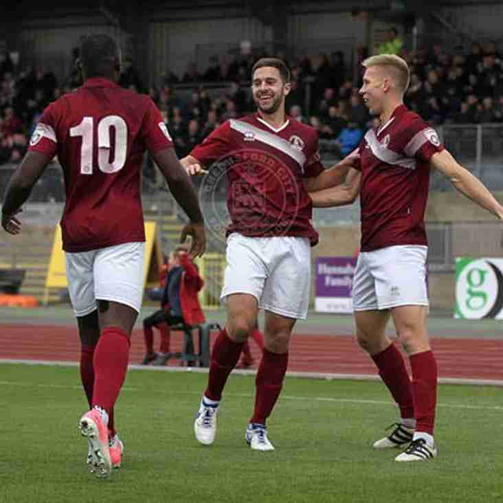 Chippenham Town preview: Clarets aim for back-to-back victories