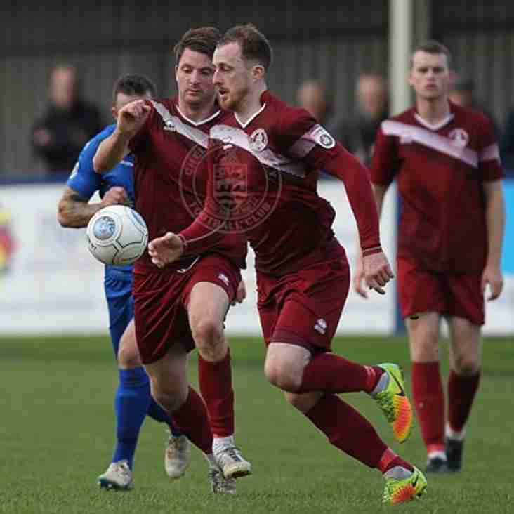Oxford City Preview: Clarets return to League action on Armistice Day