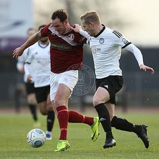 Late Hungerford equaliser frustrates Clarets