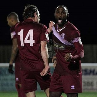Clarets secure win over Tigers
