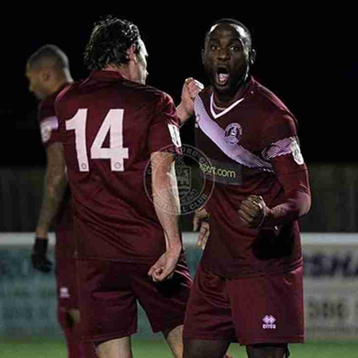 Welling Preview (League): Wings travel to Clarets for Festive opener