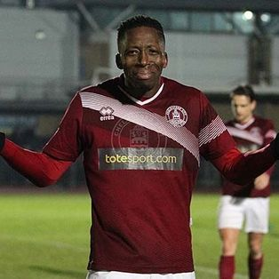Stunning Clarets hit Welling for four