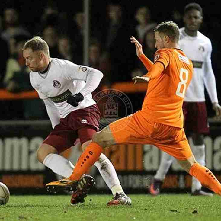 Braintree Town Preview (League): Clarets hope to start 2018 with a win
