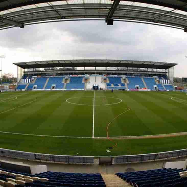 Colchester United Preview (BBC Essex Senior Cup): Clarets aim to progress in county cup