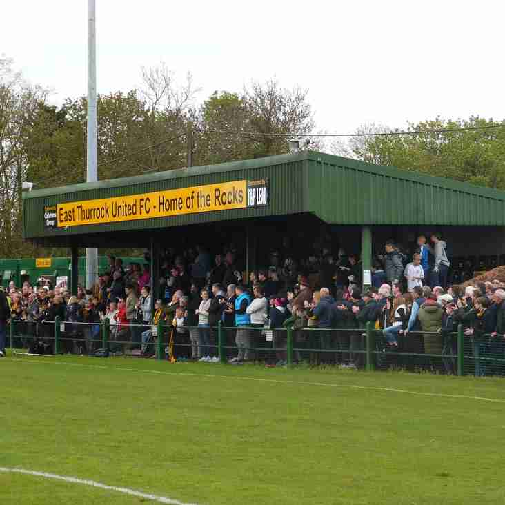East Thurrock United (BBC Essex Senior Cup): Match Preview