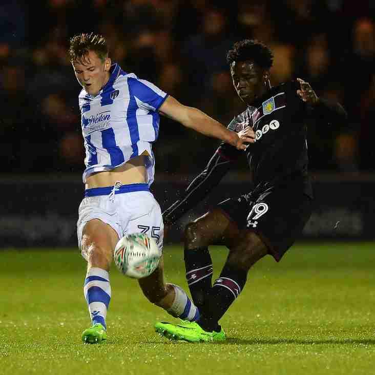 Clarets sign U's defender on-loan