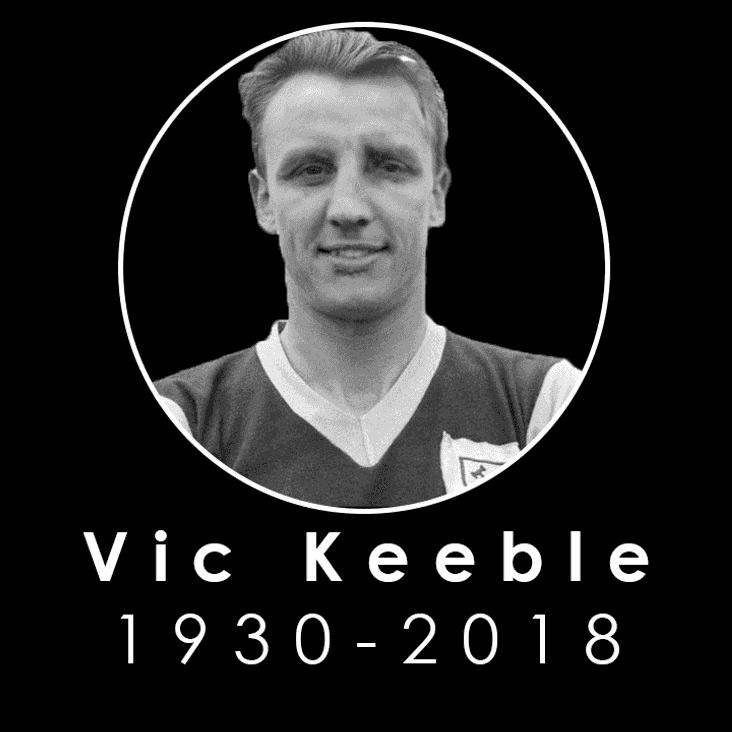 Vic Keeble (1930-2018)
