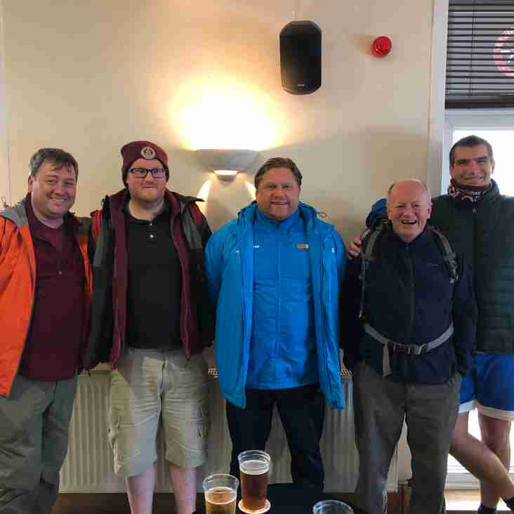 Club praises supporters' fundraising efforts