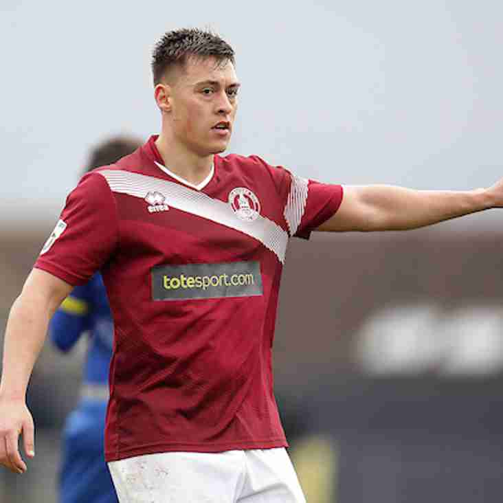 Super Scotty Fenwick wins April Player of the Month