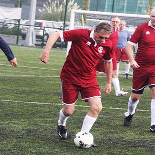 Clarets take on local sides