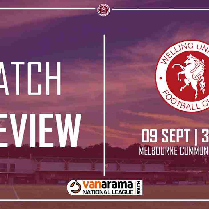 PREVIEW: Chelmsford City v Welling United