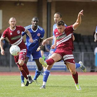 CHELMSFORD CITY 0 WELLING UNITED 0