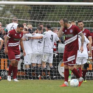 CHELMSFORD CITY 1 WORTHING 2