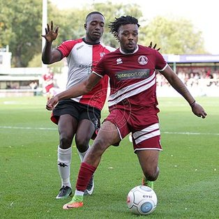WOKING 1 CHELMSFORD CITY 1