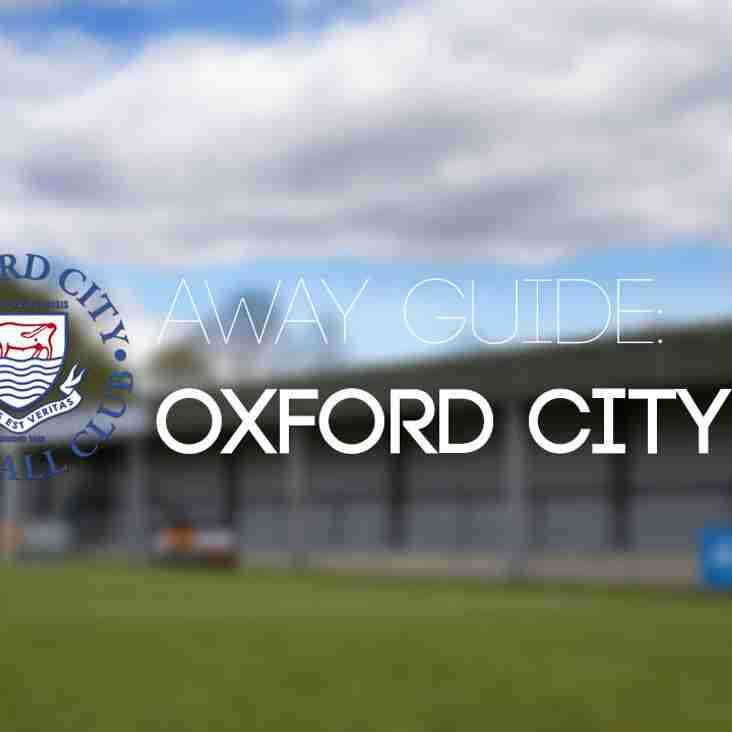 Away Guide: Oxford City