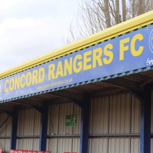 CONCORD RANGERS 3 CHELMSFORD CITY 0