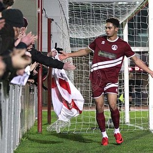 CHELMSFORD CITY 2 COGGESHALL TOWN 1