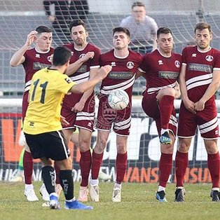 GLOUCESTER CITY 0 CHELMSFORD CITY 0