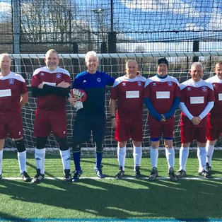 EWFL 50 Play Football Colchester