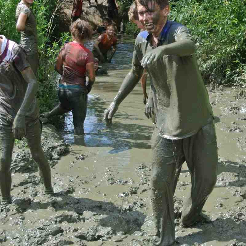 U14s Tough Mudder July 2016