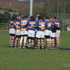U18's Away to Royal Wootton Bassett this Sunday KO 2pm