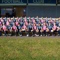 1st XV lose to St Boswells RFC 50 - 3