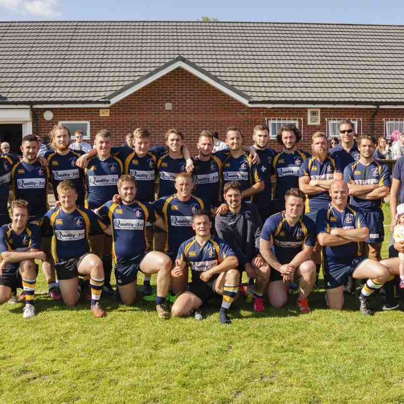 Gales GSB Hampshire Plate Final - ERRFC 1st XV vs Fareham Heathens