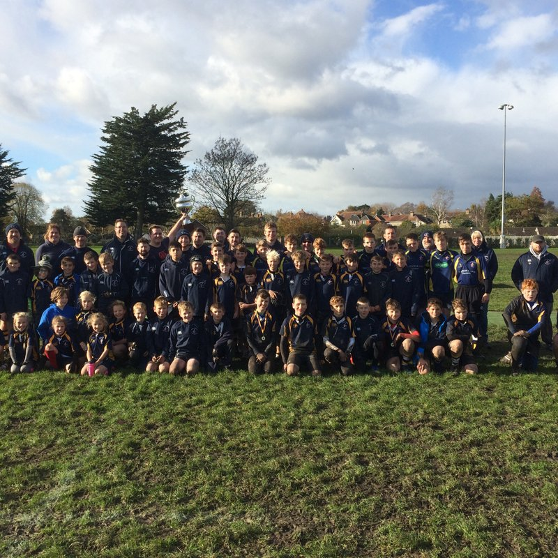 U6 to 1st XV in place!