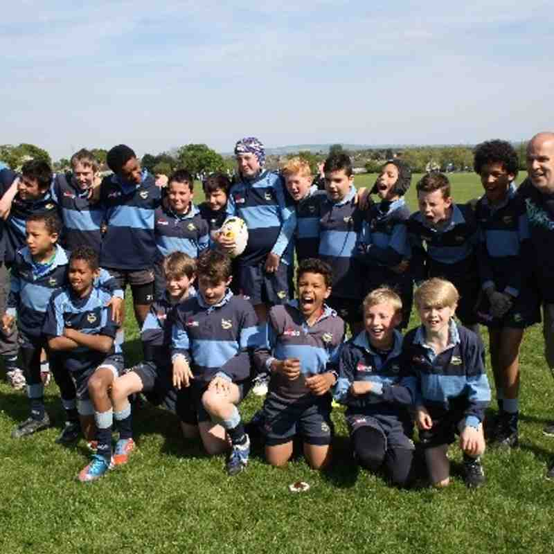 Manor U12's Essex Cup