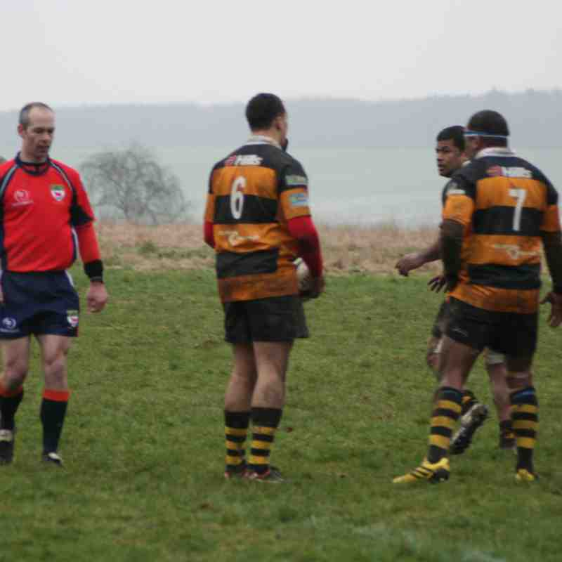 Marlborough 1st XV vs Walcot