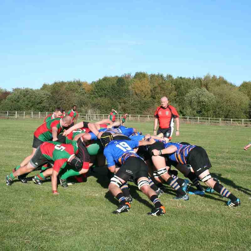 Cricklade 1st XV vs Marlborough 2nd XV