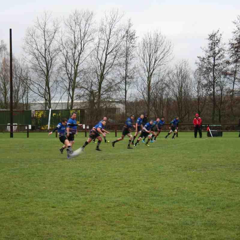 Westbury vs MRFC 2nds