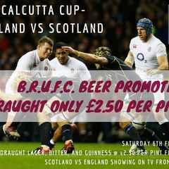 The Calcutta Cup