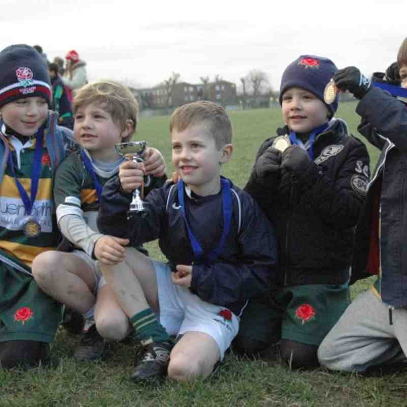 Middlesex Under 7s County Festival