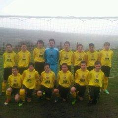 U14s squad