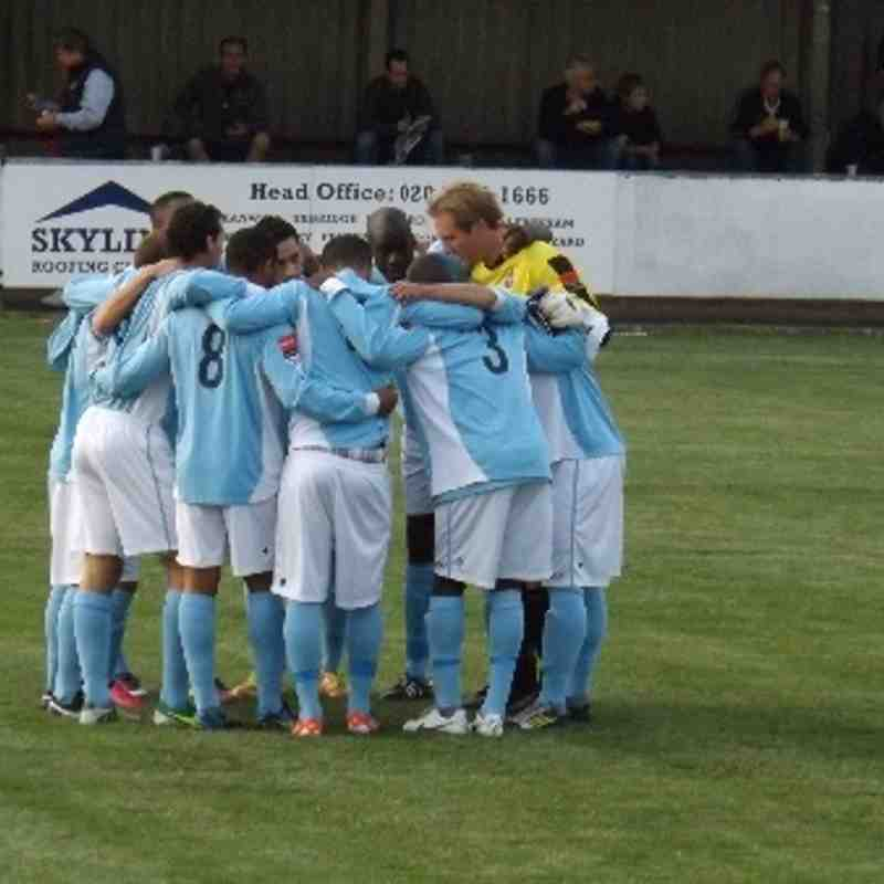 photos from hendon 1 v 2 dulwich hamlet on the 12/8/2013