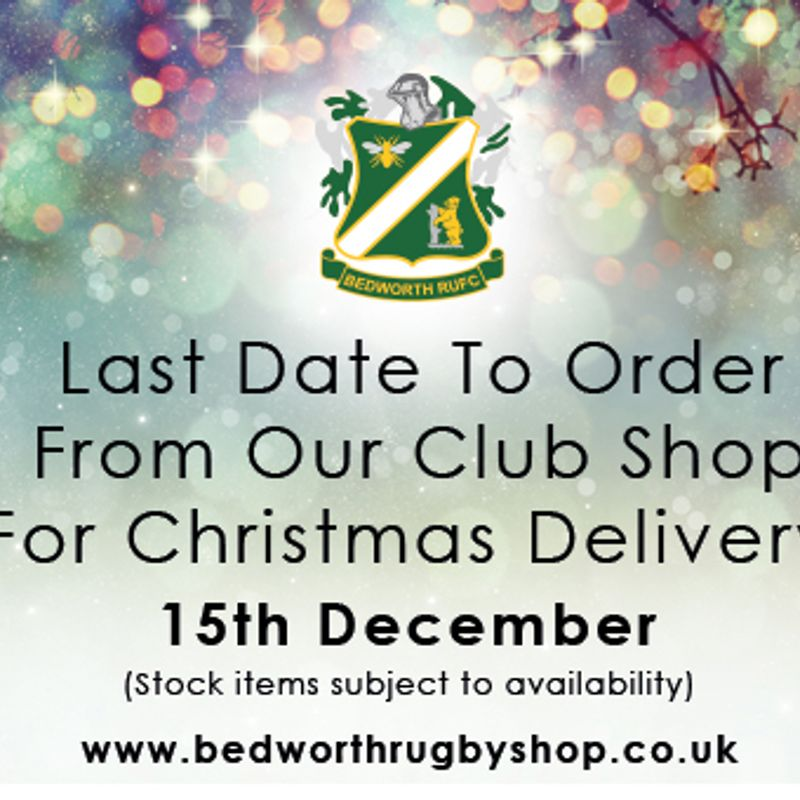 Order Your Club Stash For Christmas