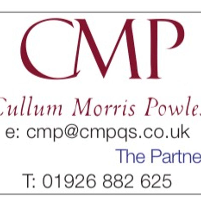 CMP Sponsor Bedworth RFC