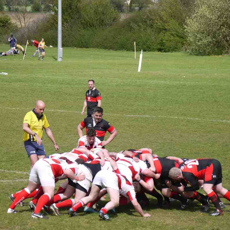 M & B ll v Epping Upper Clapton Final 25-4-2015