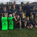 Xmas  vs. No Rugby