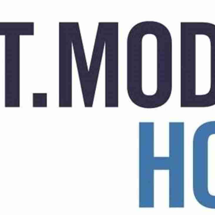 Introducing our key sponsors - Under 10's Team, sponsored by St Modwen Homes