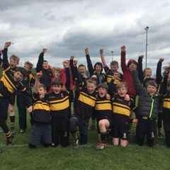 U10's sign off season in style at Newbury !!