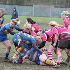 Giant-killing Cup Run Ends for Ashfield Ladies