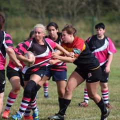 Ashfield Ladies vs Hull Ladies September 2016