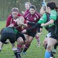 Ashfield Ladies Development Team plays first match!