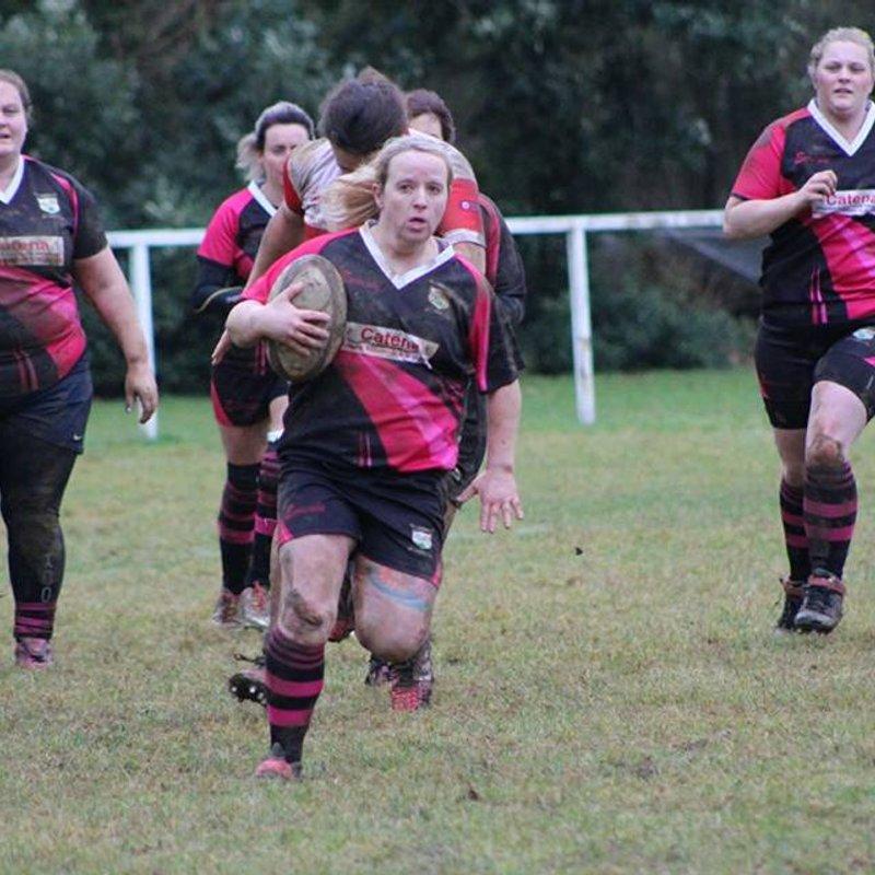 Ashfield Ladies unable to grasp 2017 win
