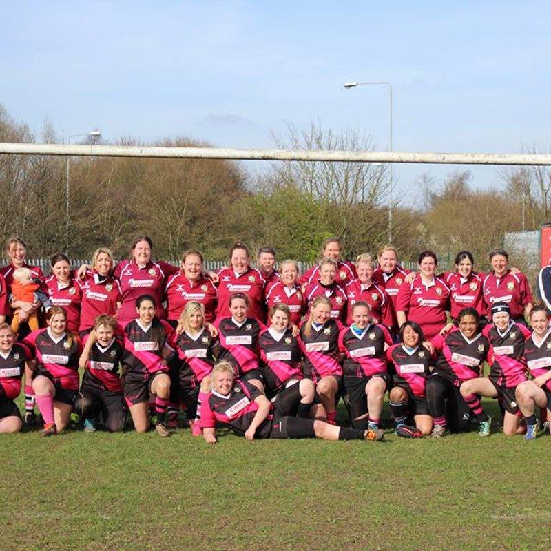 Ashfield Ladies Make History!